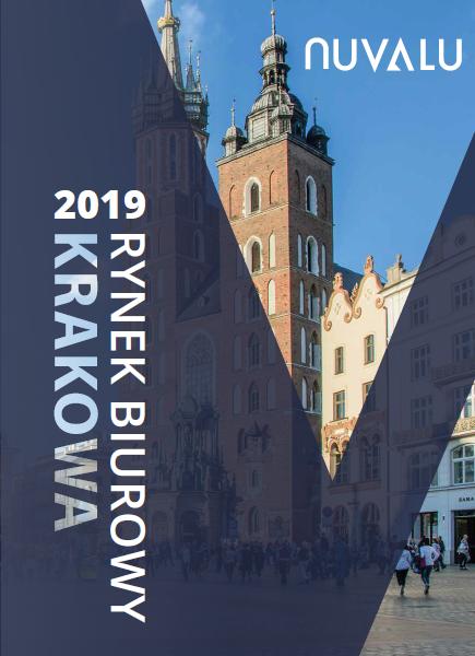 Rynek biurowy Krakowa 2019